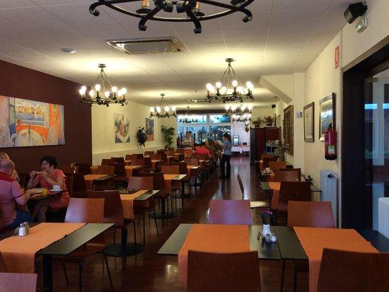 Hotel Galeón: завтрак