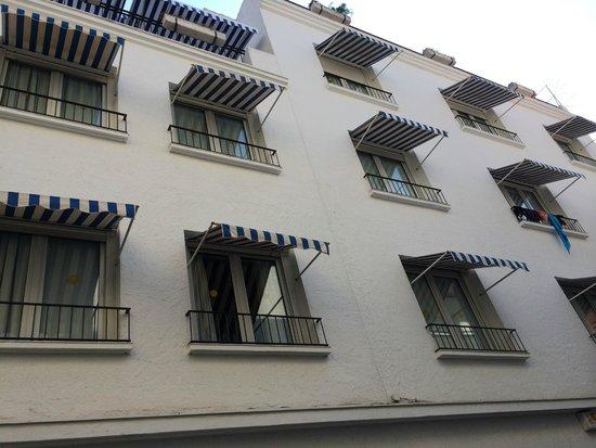 Hotel Galeon: внешний вид