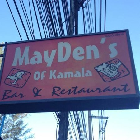Mayden's Bar