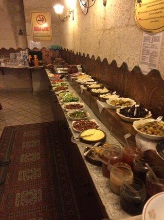 Yusuf Yigitoglu Konagi: Wide choice but some may not be to your taste