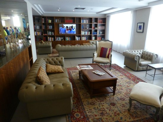 Argento Hotel : Lobby