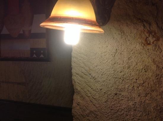 Yusuf Yigitoglu Konagi: Time to rethink the light globes or fittings is some rooms ;)