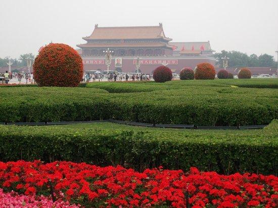 Beijing Private Guide--Skye : Tian'anmen Square
