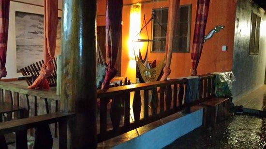 Casa Moabi : Salon
