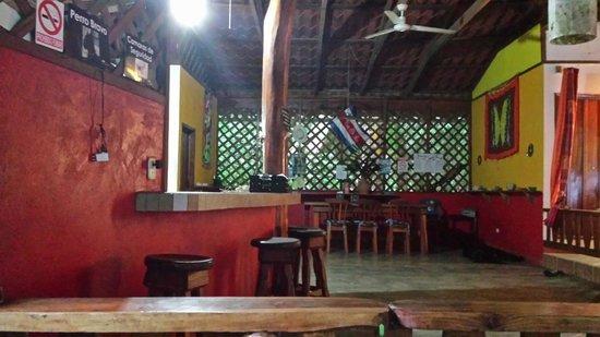 Casa Moabi: Salle à manger
