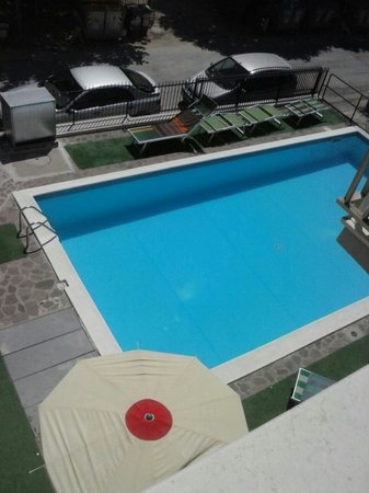 Hotel Rex: Piscina