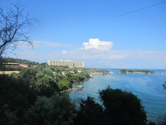 Grecotel Corfu Imperial: panorama