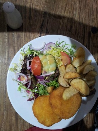 The City Arms : Fishcakes