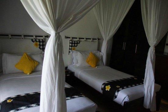 Candi Beach Resort & Spa: Deluxe Zimemer