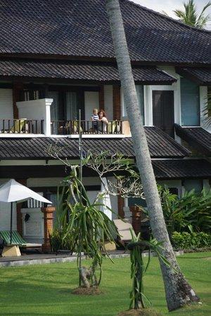 Candi Beach Resort & Spa: Delux Zimmer
