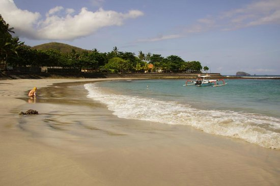 Candi Beach Resort & Spa: Strans Nr.1