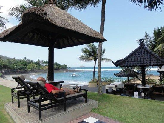 Candi Beach Resort & Spa: Entspannung