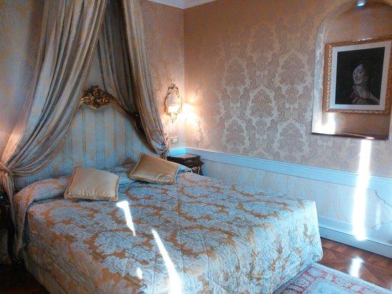 Hotel Canal Grande: 寝室