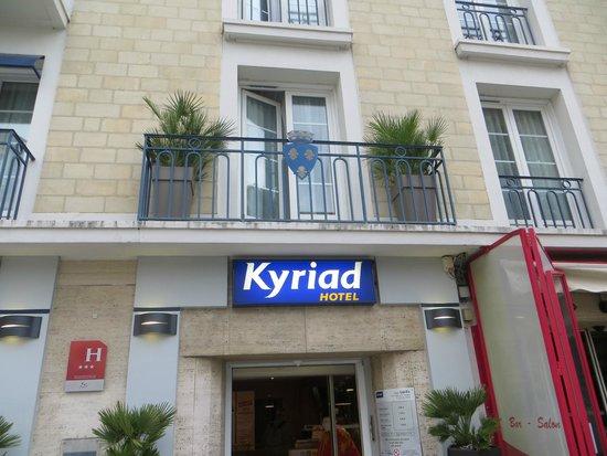 Royal Hotel Caen Centre: The Kyriad Caen Center