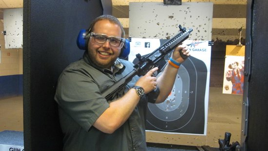 Gun Garage Las Vegas