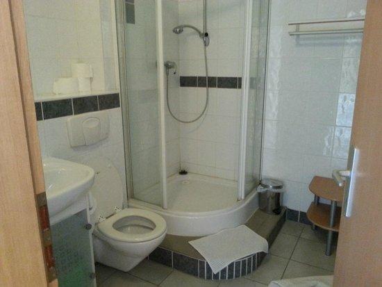 Drei Platanen Haus: ein anderes Bad