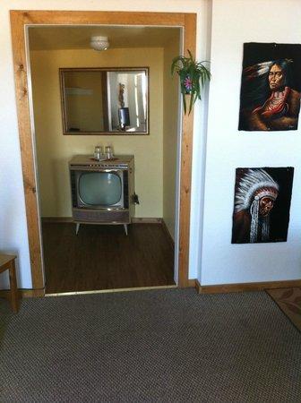 Globetrotter Lodge: kamer