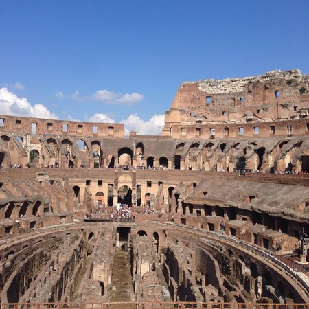 City Wonders: Coliseo en Roma