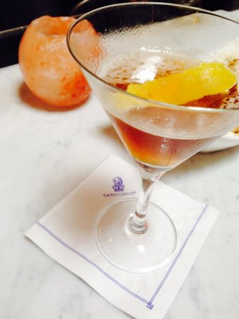 The Ritz-Carlton, Philadelphia: Philadelphian at Arts 10 lounge