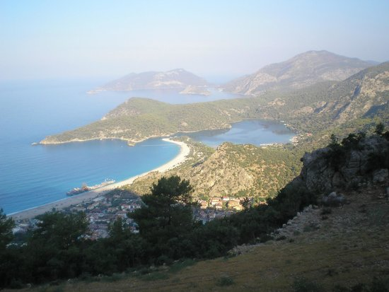 Montana Pine Resort: Views from the Lycian Way