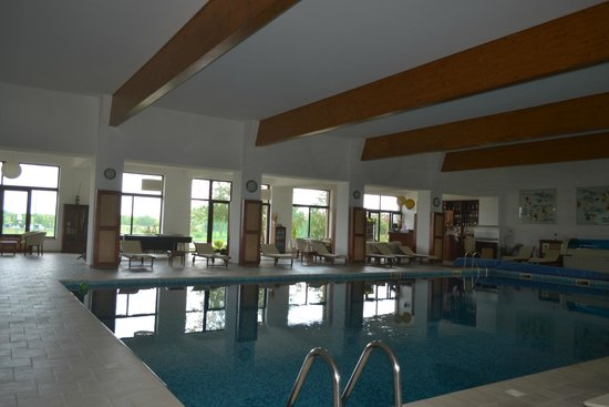 Club Insieme Grand Resort: Indoor pool 2