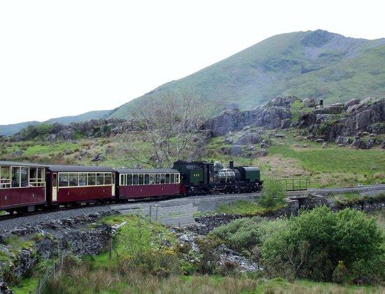 Ffestiniog & Welsh Highland Railways: Welsh Highland Railway