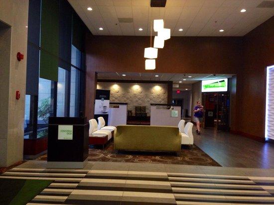 Holiday Inn Philadelphia Stadium : Lobby