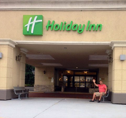 Holiday Inn Philadelphia Stadium : Entrance
