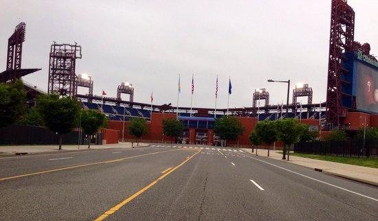 Holiday Inn Philadelphia Stadium : Stadium