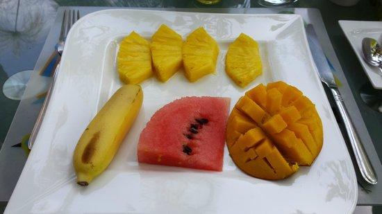 Tacacori EcoLodge : Petit déjeuner