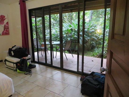 Tacacori EcoLodge : Chambre