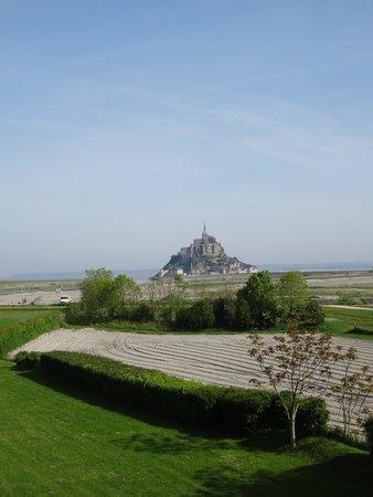 Le Relais Saint-Michel : ベランダからの景色