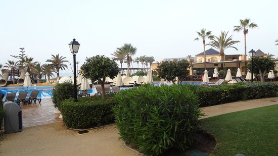 Marriott's Marbella Beach Resort: Beautiful Garden