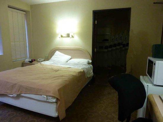 Kawada Hotel : Schlafen