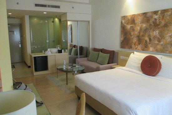 Ansa Kuala Lumpur: executive room