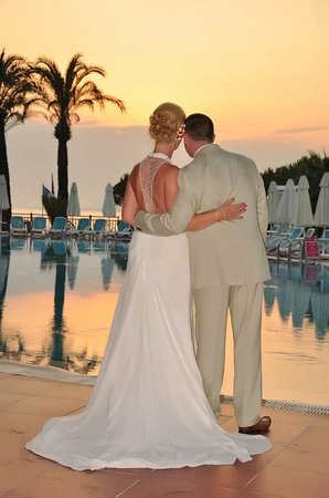 Perfect Wedding day at Sentido Perissia 08/07/2014