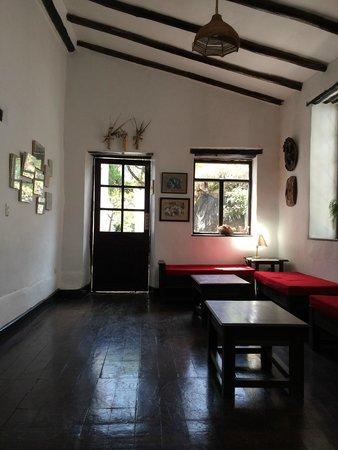 El Albergue Ollantaytambo: Lobby