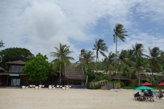 Buri Rasa Koh Phangan: super schöner Strand
