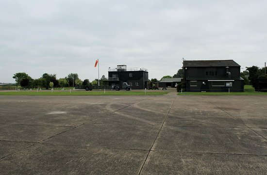 Lincolnshire Aviation Heritage Centre: RAF East Kirkby