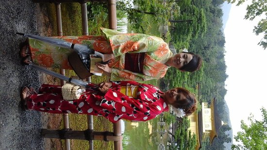 Kyoto Cycling Tour Project: Golden Pavillion