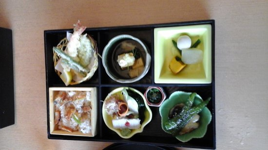 Kyoto Cycling Tour Project: Lunch