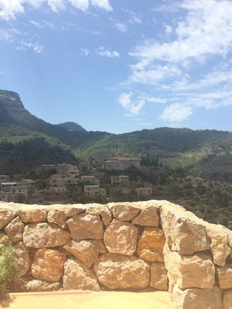 Belmond La Residencia: Die Aussicht von unserer Terrasse