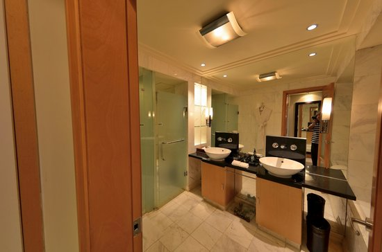 Ascott Beijing: The Bathroom of the Master Bedroom