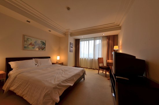 Ascott Beijing: The Second Bedroom