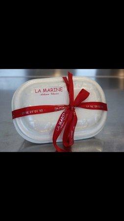 La Marine : Nos glaces à emporter