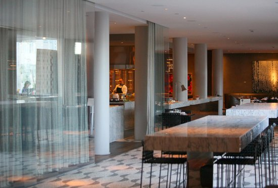 Andaz West Hollywood : Dining room
