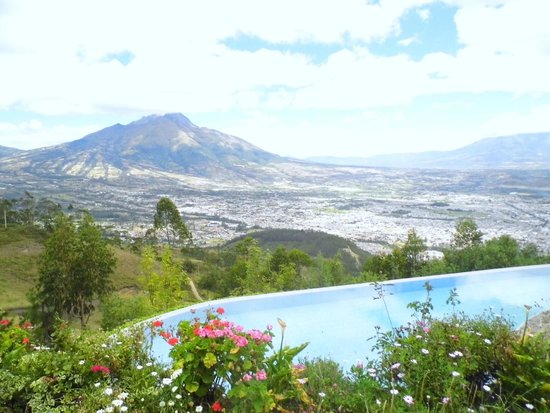 La Estelita: A great place to soak with a view