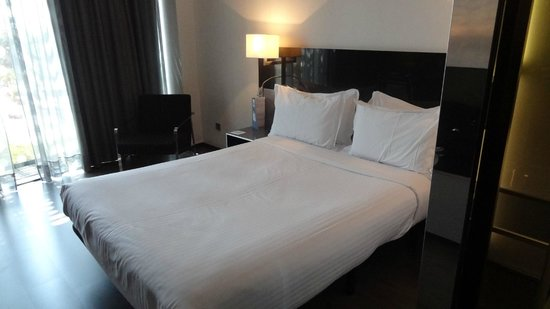 Eurostars Palace : Bedroom