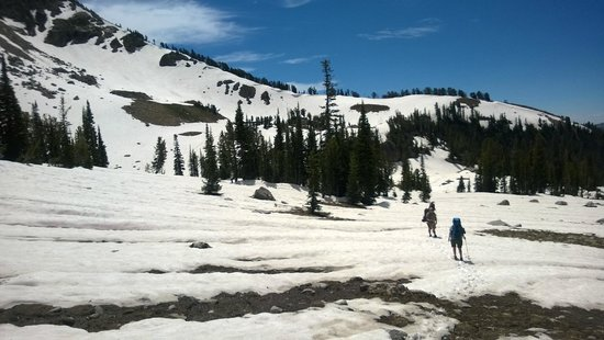 Alta, WY: Hiking the Teton Crest Trail