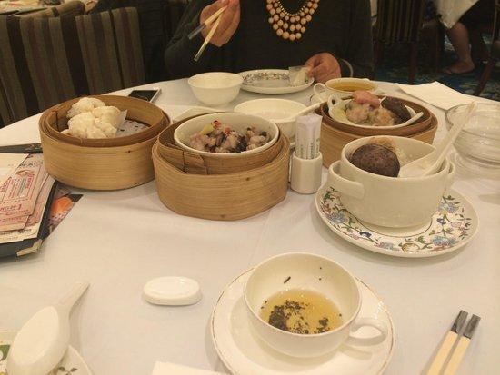Jade Garden Chinese Restaurant: Dim Sum